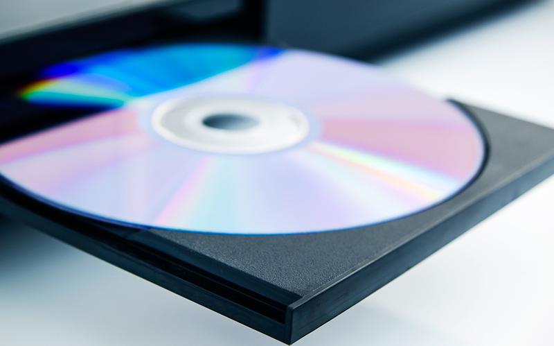 Odzyskiwanie danych - Nośniki CD, DVD, Blue-Ray