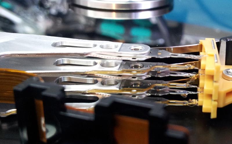 JANDATECH - Technologie odzyskiwania danych, kasowanie i odzyskiwanie danych - Dyski twarde HDD
